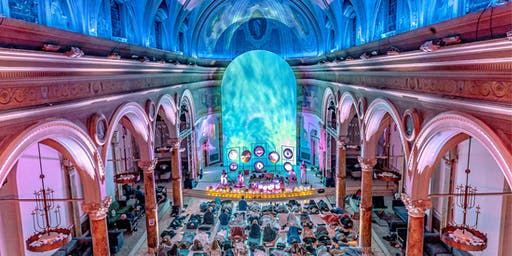 SOUND BATH FIRE BENEFIT CONCERT: An Evening of Giving and Healing
