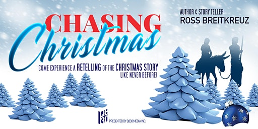 CHASING CHRISTMAS - The Untold Story of Christmas