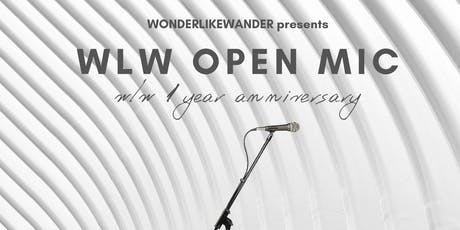 WLW Open Mic tickets