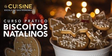 Biscoitos Natalinos tickets