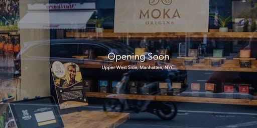 Moka Origins NYC Pop Up