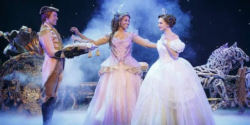 FREE Kid's Costume & 12 weeks of Dance Classes for Cinderella Stage Performance