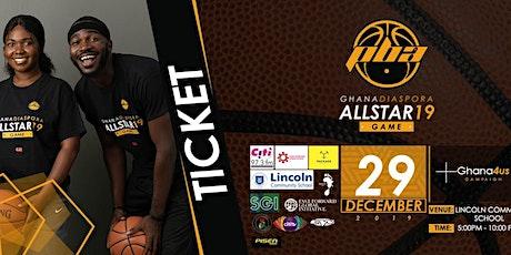 Ghana Diaspora All Star Game 2019 tickets