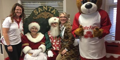 3rd Annual Santa Clause & Paws - Heather Fried - State Farm Ins