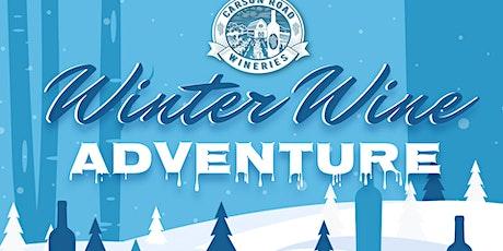 2nd Annual Winter Wine Adventure tickets