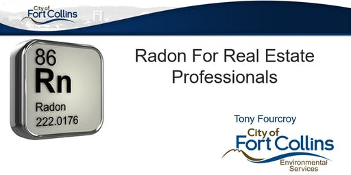 Radon for Real Estate Professionals