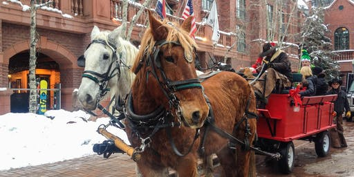 Carriage Ride with Santa Claus: December 22nd