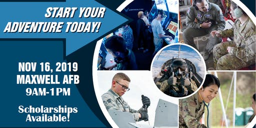 AF College and Career Fair - Maxwell AFB