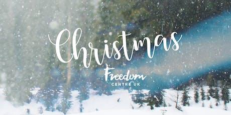 Christmas Carols at Freedom Centre UK - December 15th tickets