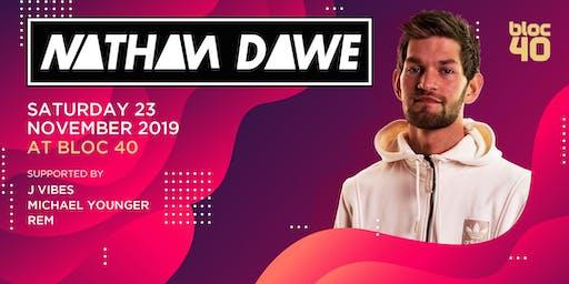 DJ Nathan Dawe @ Bloc 40