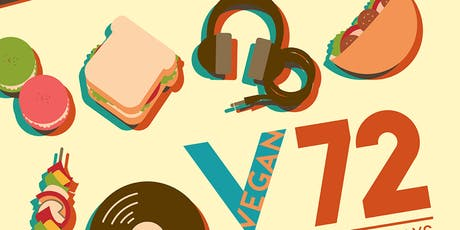 Vegan Action's V72 Kick Off tickets