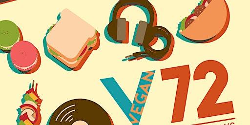 John Joseph of Cro-Mags hosts Vegan Action's V72 Kick Off