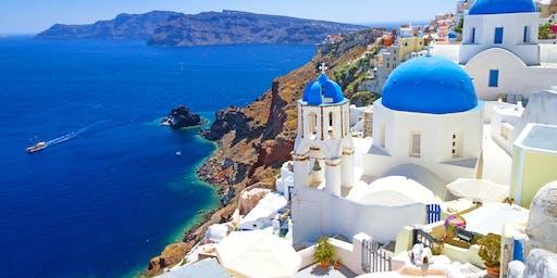 Nurses Take Greece Part Two