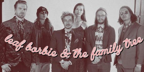 Leaf Borbie & the Family Tree / Buffalo Ryders / Daveferatu / King Buu tickets