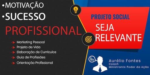 Projeto Social - Seja Relevante