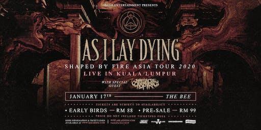 As I Lay Dying Live In Kuala Lumpur 2020