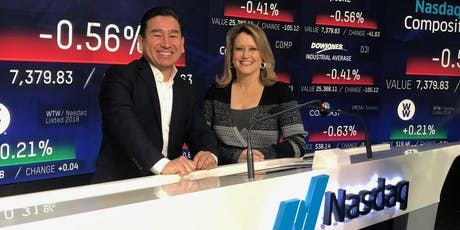 Jane King Hosts Knightscope CEO at NASDAQ tickets
