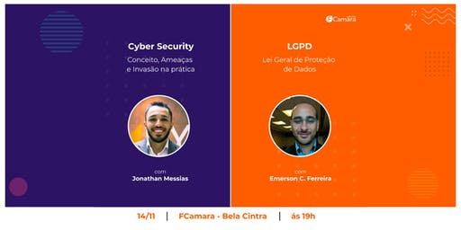 LGPD (Lei Geral de Proteção de Dados) & Cyber Security