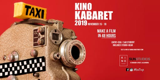KINO SYDNEY KABARET 2019
