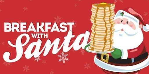 Pancake Breakfast w/ Santa!
