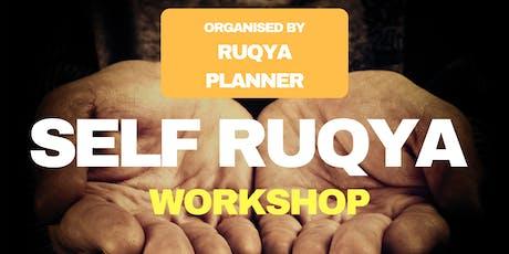 Self Ruqya Workshop (London) tickets