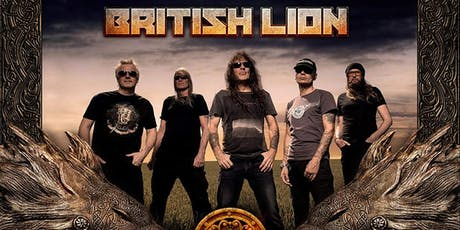 Steve Harris British Lion tickets