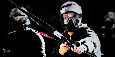 Combat archery tournament tickets