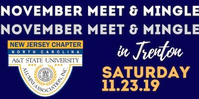 November Meet & Mingle in Trenton