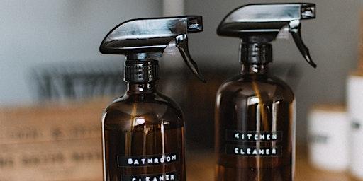 Detox your Home Essential Oils MAKE + TAKE OILS WORKSHOP