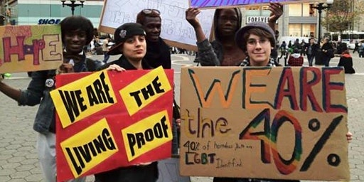 Creating Safe Spaces for Homeless LGBTQ Youth