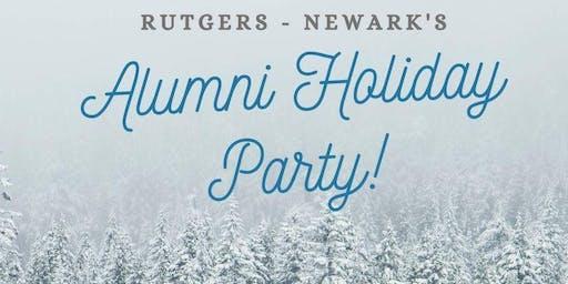Rainbow Alumni League: Alumni Holiday Party