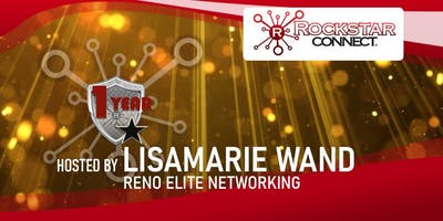 Free Reno Elite Rockstar Connect Networking Event (November, Reno Nevada)