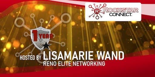 Free Reno Elite Rockstar Connect Networking Event (November, Reno Nevada)