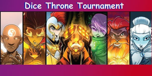 Dice Throne Tournament