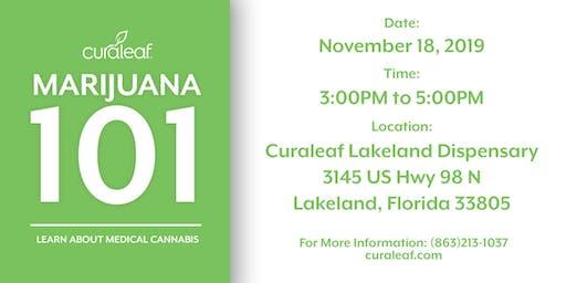 Curaleaf: Lakeland MJ 101