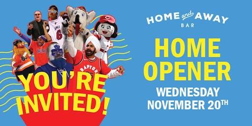 Home & Away Home Opener