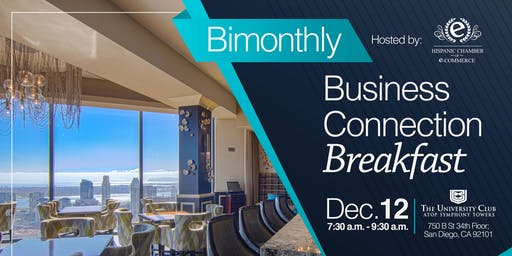 Bimonthly Business Connection Breakfast