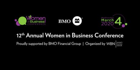 Women in Business Conference 2020 tickets