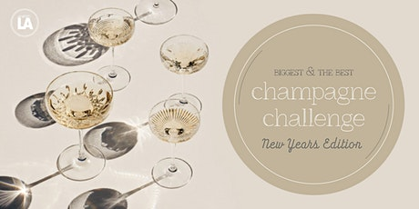 wineLA presents: Champagne Challenge - New Year's Edition billets
