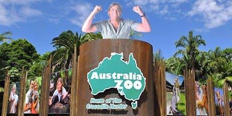 Year 3 excursion to Australia zoo tickets