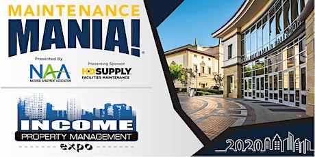 Income Property Management Expo & Maintenance Mania tickets