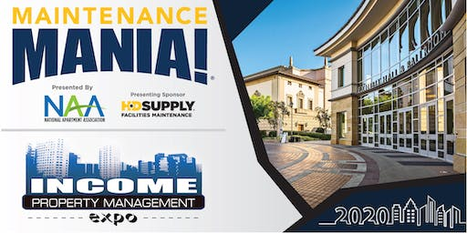 Income Property Management Expo & Maintenance Mania