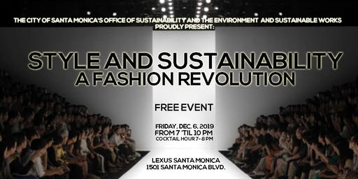 Style and Sustainability: A Fashion Revolution