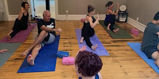 Open Levels Yoga