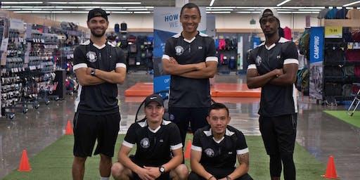 Free Soccer Workshop w/ EspritFoot