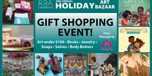 RBA Creative Holiday Art Bazaar