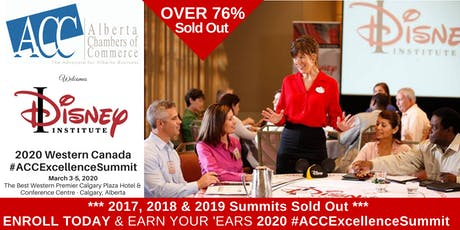 2020 Western Canada ACC Excellence Summit March 3-5, 2020 tickets