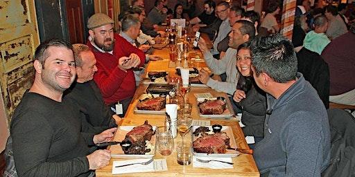 Jack's BBQ Prime Rib Dinner at Sodo 12/18