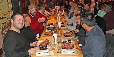 Jack's BBQ Prime Rib Dinner in SLU 12/18