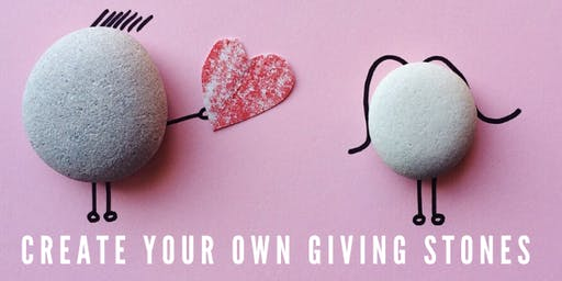 Create Your Own Giving Stones